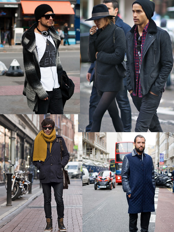 men street style autumn What Should MEN Wear This Autumn? 2013 Fall Trends!