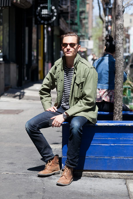 What Should MEN Wear This Autumn 2013 Fall Trends The