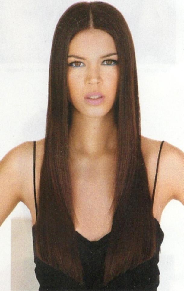 sleek-one-length-haircut