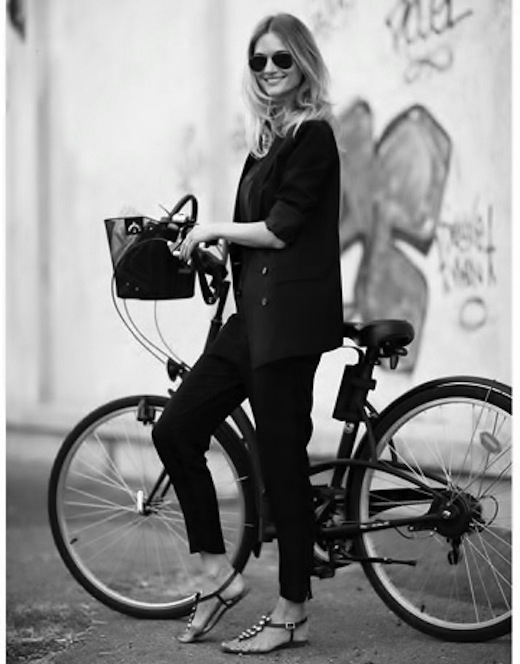 street style bicycle -trend