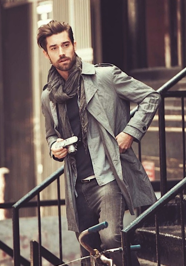 Fall Street Fashion 2013 For Girls: What Should MEN Wear This Autumn? 2013 Fall Trends!