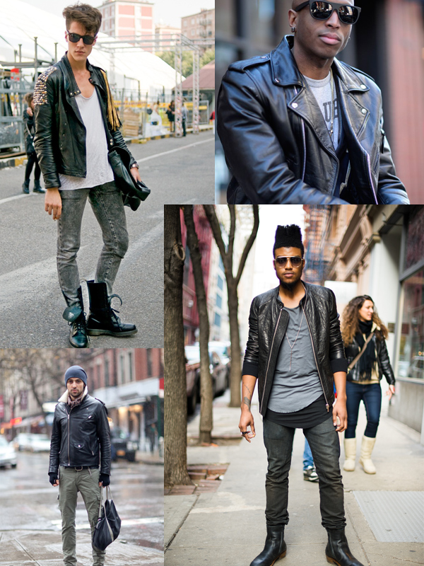 streetstyle-men-leather-jac