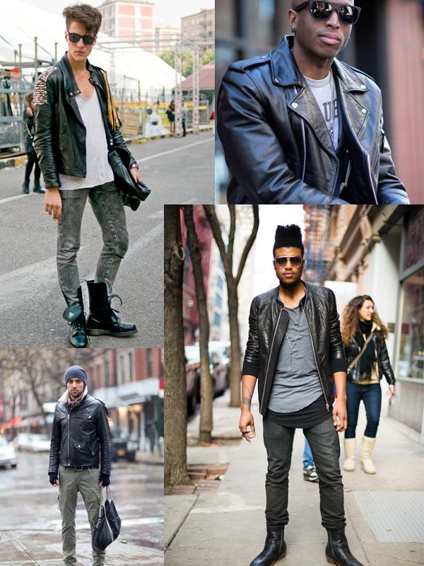 streetstyle-men-leather-jac