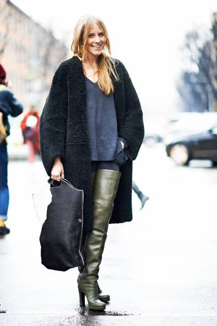 2013 Autumn BOOTS! Thigh High All The Way. OR Not? | Fashion Tag Blog