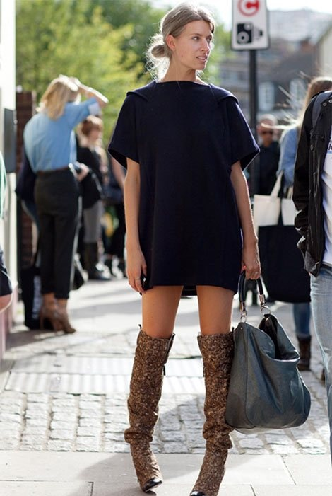 2013 Autumn Boots Thigh High All The Way Or Not The Fashion Tag Blog