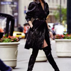 2013 Autumn BOOTS! Thigh High All The Way. ORNot?