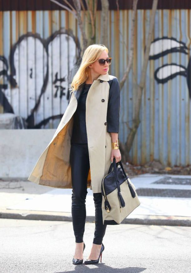 trench-coat-leather-sleeves-trend