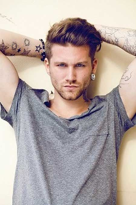 Undercut The Hairstyle ALL Men Should Get Fashion Tag Blog - Undercut hairstyle front view