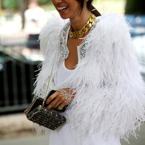Will You Wear WHITE ThisWinter?