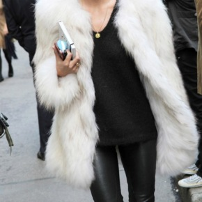 Did (faux) FUR Suddenly Just Become The Biggest TREND OutThere?