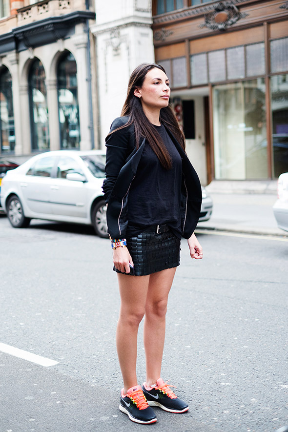 sweater-leather-skirt