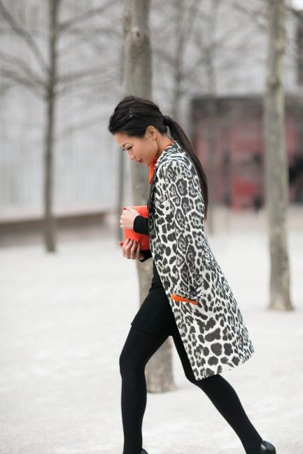 animal-print-street-style-coat-look