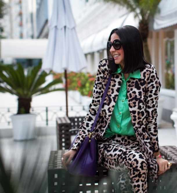 animal-print-street-style-suit