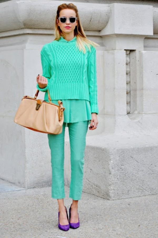 colored-sweaters-street-style