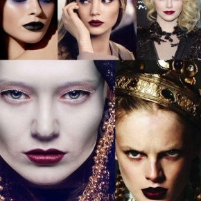 Halloween Inspiration: Makeup &Hair!