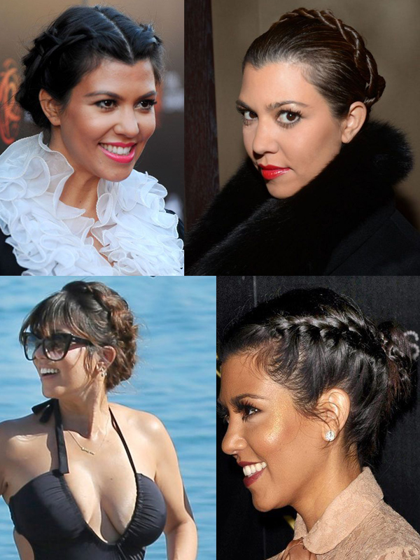 kourtney-kardashian-braids