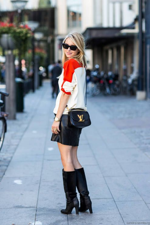 leather-skirt-boots-look