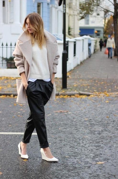 leather-sweatpants-trend