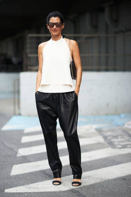 oversized-leather-pants-street-style