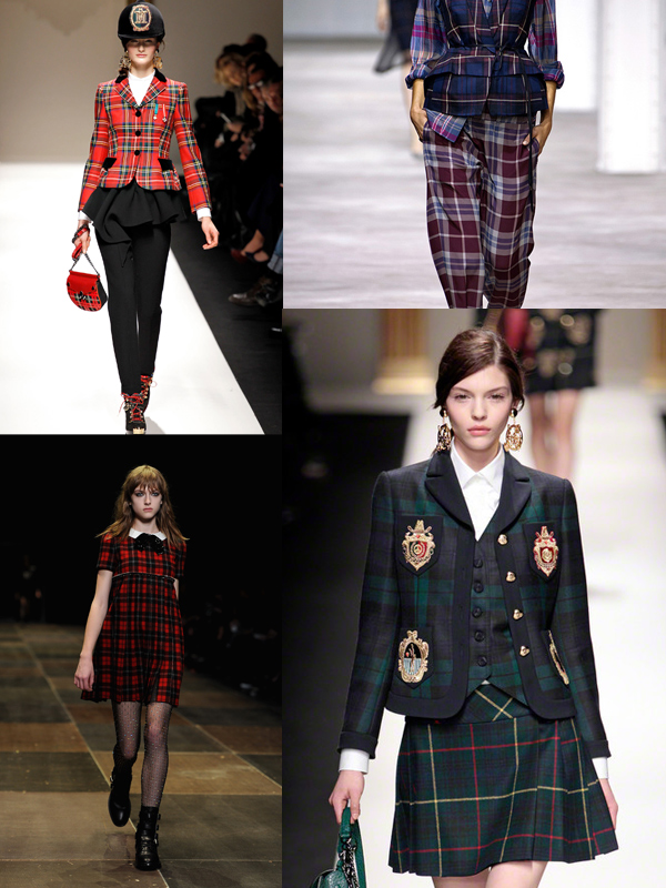 PLAID-TARTAN-2013-FALL-COLL