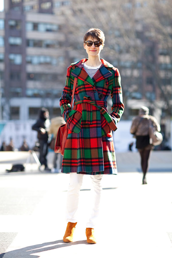 streetstyle-plaid-coat