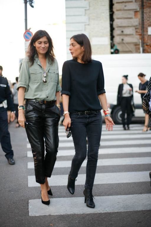 suit-pants-leather