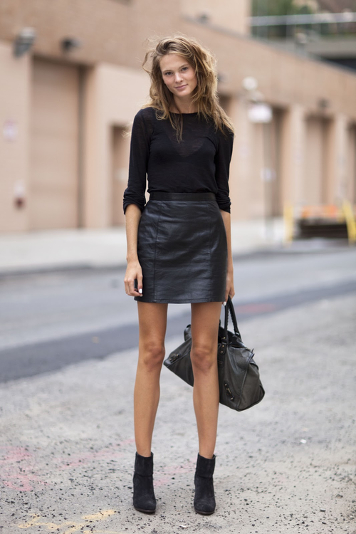 leather-skirt-trend