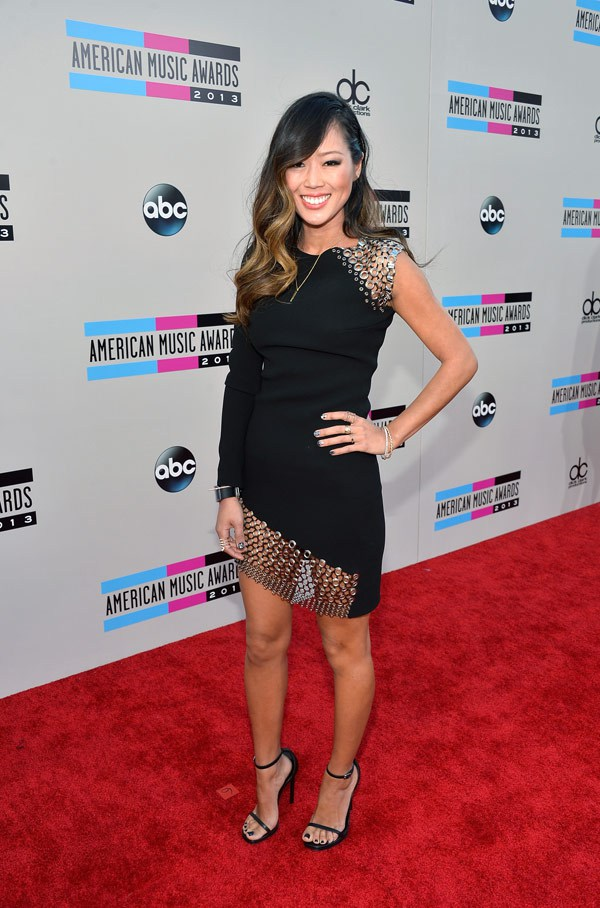 aimee-song-american-music-awards-2013-red-carpet