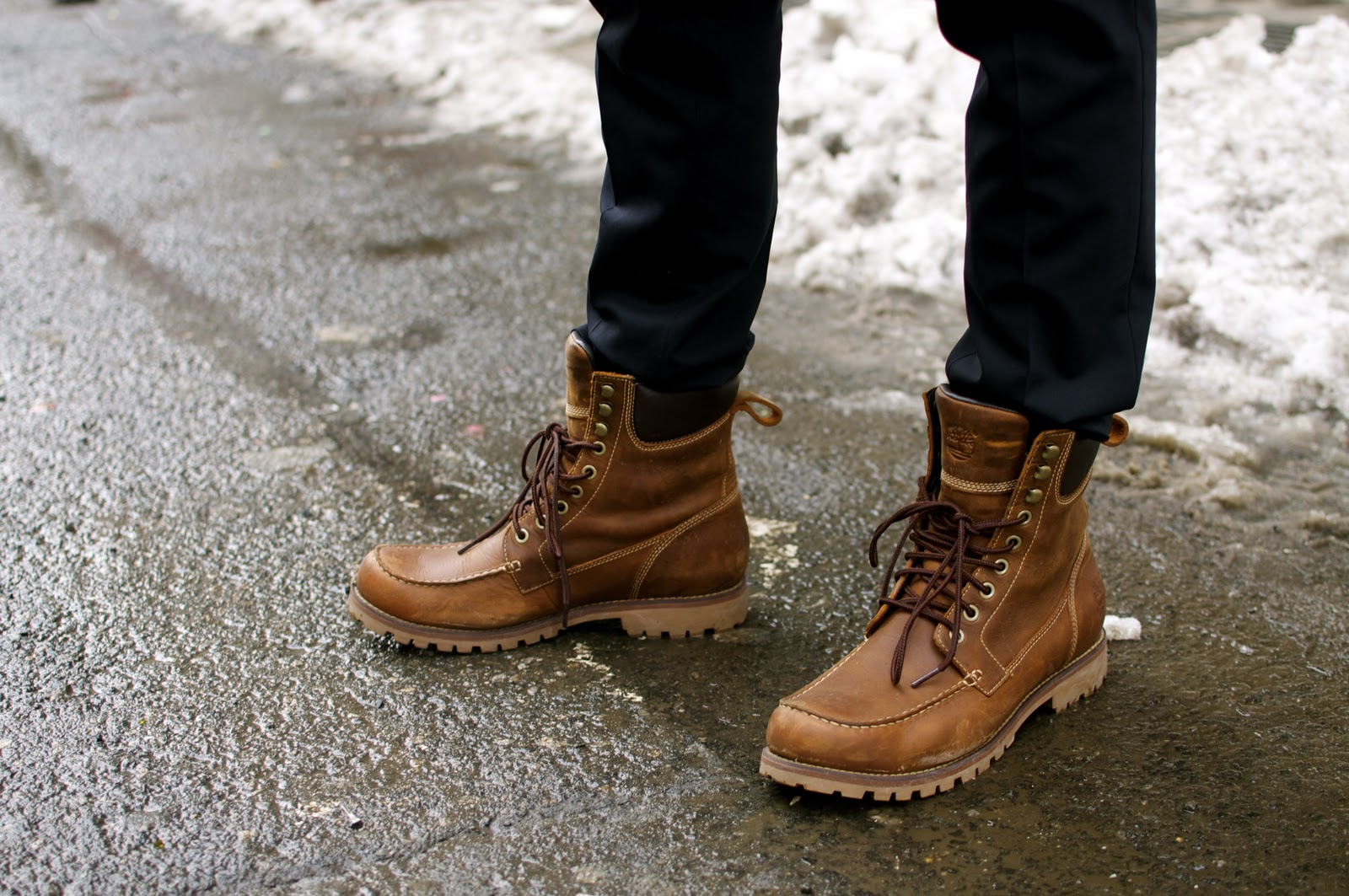 Nice Winter Boots For Men | Planetary Skin Institute