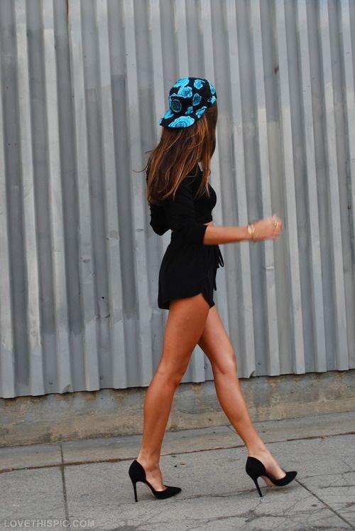 heels-short-shorts-street-style