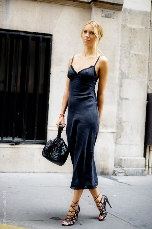 Galerry slip dress style