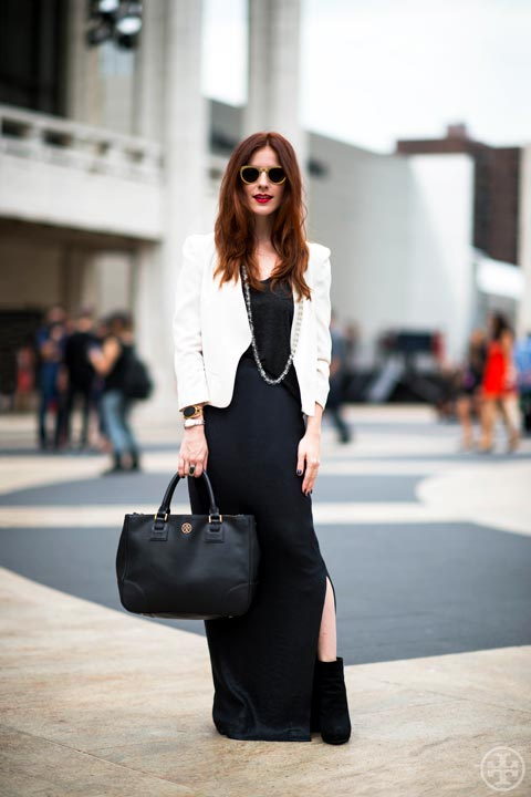 street-style-long-black-dress