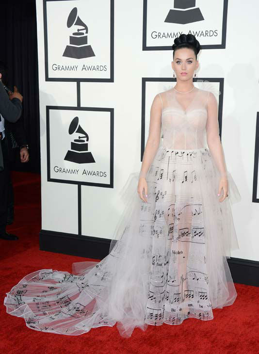 2014-Grammy-red-carpet-dresses-Katy-Perry