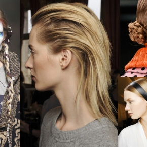 2014 Hair Trends Straight From TheRunway!