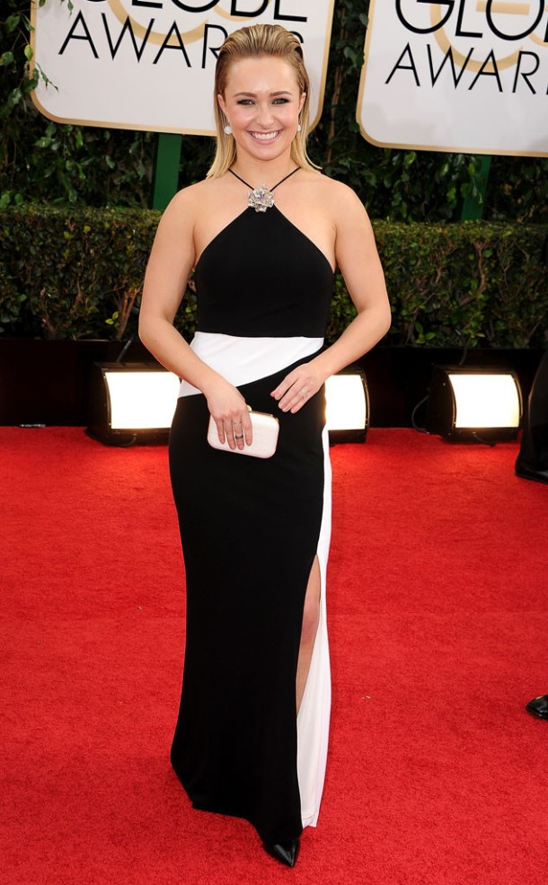 Hayden-Panettiere-2014-golden-globes-red-carpet