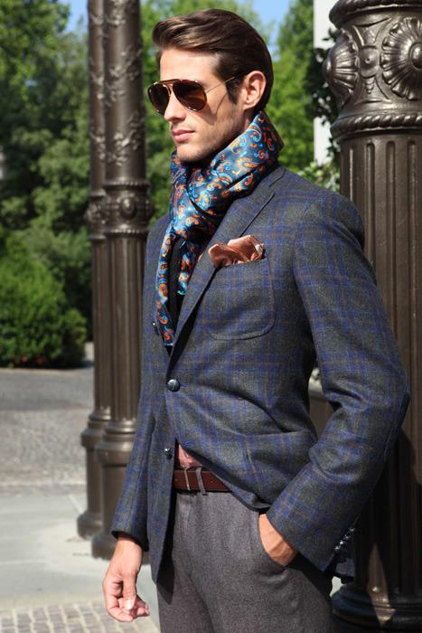 men-silk-scarves