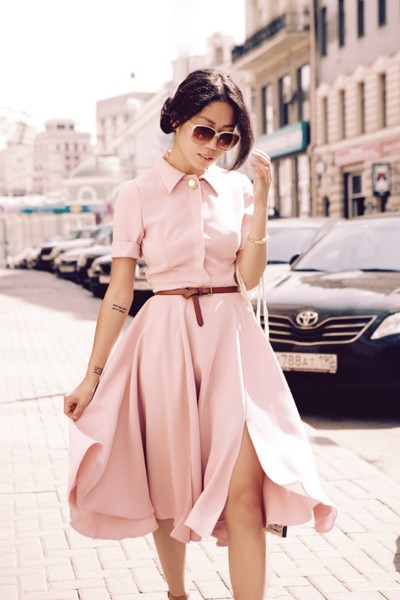 street-style-pink-dress (2)