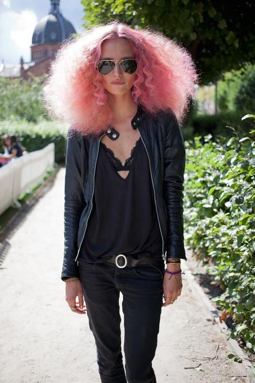 street-style-pink-hair