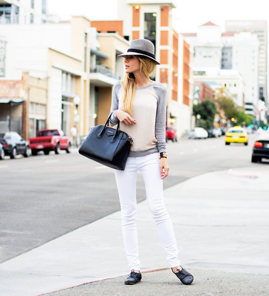 street-style-whitejeans