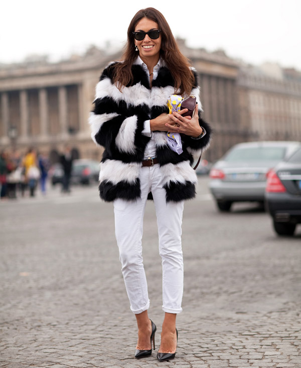 White Jeans During Winter: Yay or Nay? - The Booklet