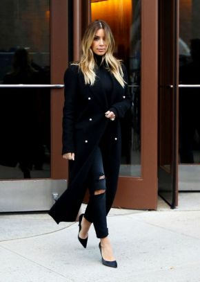 Kim Kardashian's Style Makeover. YES or NO?