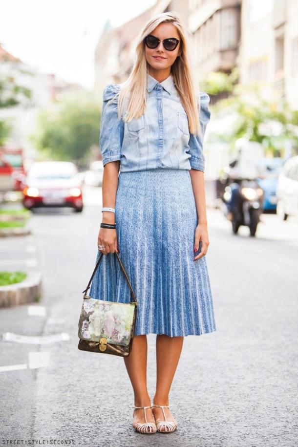 denim-shirt-midi-skirt