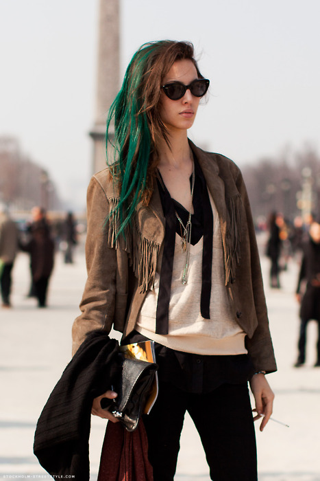 fringes-look-street-style