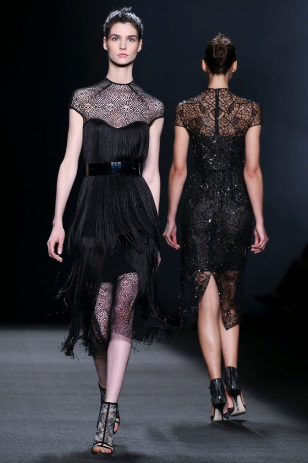NY Fashion Monique Lhuillier