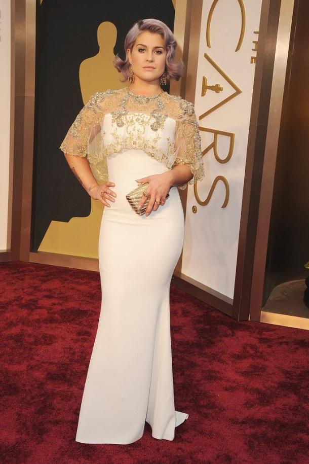 Kelly-Osbourne-2014-oscars-red-carpet-