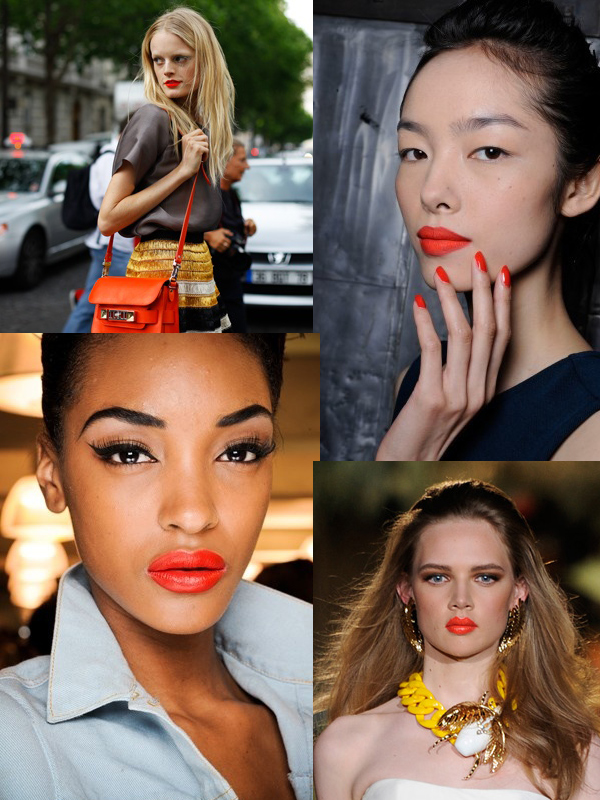 makeup-trend-orange-lips