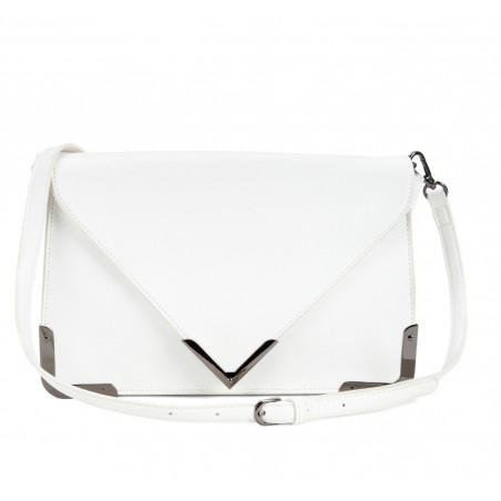 Sole Society Elsie structured vegan clutch