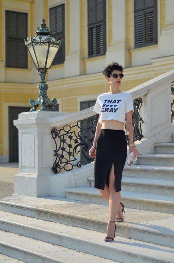 streetstyle-slit-skirt