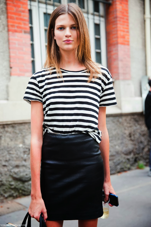 stripped-tee-style