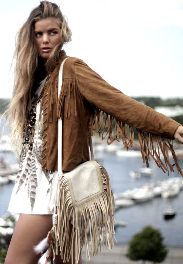 western-look-fringes